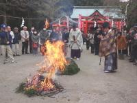 大学稲荷神社冬籠祭